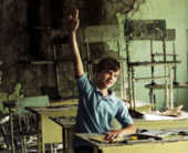Дети, забытые вЧернобыле. Leo Burnett Украина представило серию принтов дляКрасного Креста иПолумесяца.