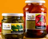 РА Iskra разработало новую торговую марку плодоовощных консервов «Бон Херсон»