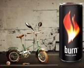 Не каждый энергетик BURN