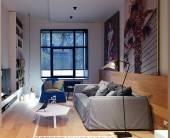 Интерьер квартиры отOlga Akulova Design