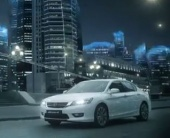 Трансформация Honda Accord