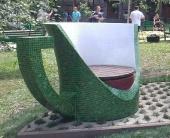 Лави-горнятка — новый арт-объект в Киеве