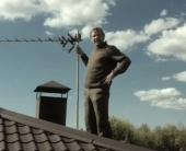 Tabasco сняло папу... с крыши
