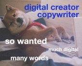 Digital Creator/ Copywriter