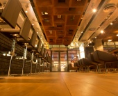 Интерьер ресторана The Loft Gastropub