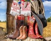 Семейное ранчо ковбоев и казаков