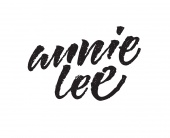 Логотип свадебной компании Annie Lee