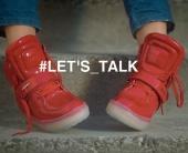 Говорящая обувь