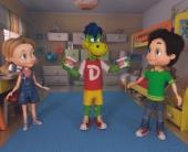 История Дино и его друзей – 2
