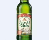 Пиво Zatecky Gus теперь в новой бутылке
