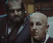 Вертинский, Осадчая и Вирастюк в рекламе Samsung