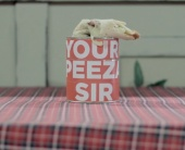 Your Peeza, Sir!