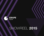 GRAPE Ukraine: Showreel 2015