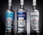 Новый визуальный образ водочного бренда Serebroff