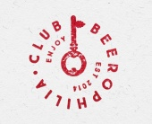 Логотип для пивного клуба Beerophilia club