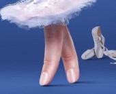 Ваши ногти готовы для сцены