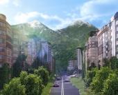 Природа в большом городе