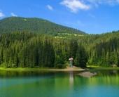 5 самых красивых мест украинских Карпат