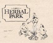 HERBAL PARK. Как бальзам на душу