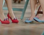 Как ноги стали рекламными персонажами?