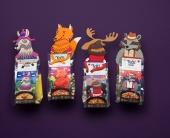 Крафтовая упаковка Yelli Kids