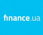 Айдентика для Finance.ua