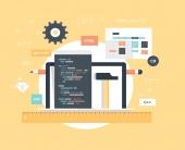 Из чего состоит разработка сайта?