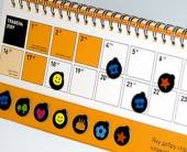 Chuk&Gek разработал «Календарь добрых дел»
