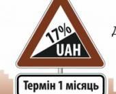 Знаки дорожного движения врекламе финансовых услуг