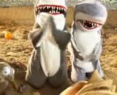 life:) Акулы. Молитва закреатив вукраинской рекламе (2 видео!)