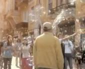 Шоу мыльных пузырей отlife:)