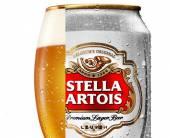 Новую банку Stella Artois украсил легендарный бокал