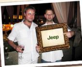 «Jeep повсюду»: надорогах, картинах, вышивке итатуировках!
