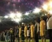 Гастарбайтеры поддержат сборную Украины пофутболу