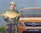 «Мичурин» запечатлел душу нового Subaru XV